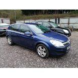 10/10 VAUXHALL ASTRA ACTIVE - 1364cc 5dr Hatchback (Blue, 110k)