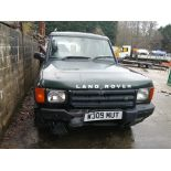 2000 LAND ROVER DISCOVERY TD5 GS - 2487cc 5dr Estate (Green, 210k)