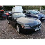 05/55 BMW Z4 SE ROADSTER - 1995cc 2dr Convertible (Black, 82k)