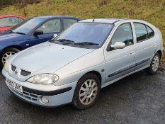 2001 RENAULT MEGANE DYNAMIQUE+ - 1598cc 5dr Hatchback (Silver, 108k)