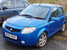 11/60 PROTON SAVVY STYLE - 1149cc 5dr Hatchback (Blue, 87k)
