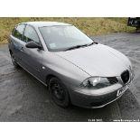 05/55 SEAT IBIZA REFERENCE - 1198cc 5dr Hatchback (Silver, 109k)