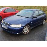 2000 HONDA ACCORD VTEC SE AUTO - 1850cc 5dr Hatchback (Blue, 61k)