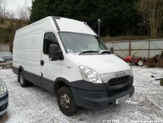 12/12 IVECO DAILY 35C11 MWB - 2287cc 5dr Van (White, 64k)