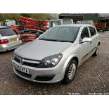 05/54 VAUXHALL ASTRA LIFE TWINPORT - 1364cc 5dr Hatchback (Silver, 124k)
