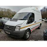 12/62 FORD TRANSIT 100 T350 RWD - 2198cc 5dr Van (White, 108k)