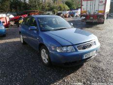 01/51 AUDI A3 SE - 1781cc 5dr Hatchback (Blue)