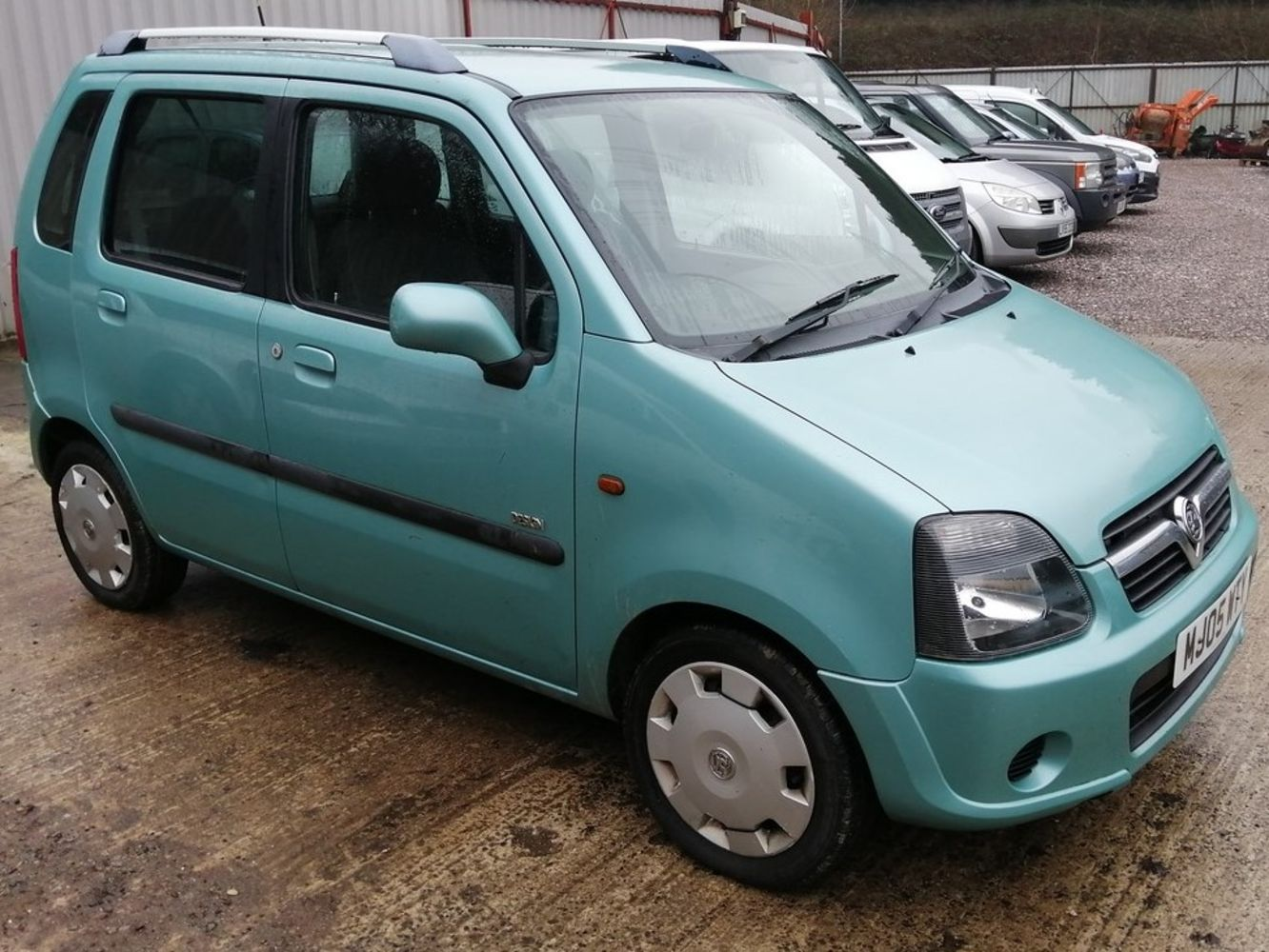 Exeter Car & Commercial Vehicle Auction. Online Bidding Closes from 12.00pm Wednesday 17th March 2021