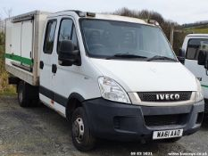 11/61 IVECO DAILY 35C11 LWB - 2287cc 4dr Tipper (White)