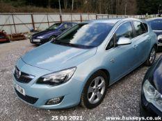 10/10 VAUXHALL ASTRA SRI CDTI 108 - 1686cc 5dr Hatchback (Blue)