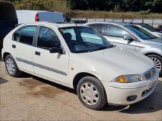 1998 ROVER 214 SI - 1396cc 5dr Hatchback (White)