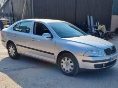 05/05 SKODA OCTAVIA AMBIENTE FSI - 1598cc 5dr Hatchback (Silver, 150k)