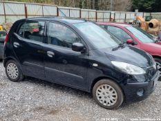 10/60 HYUNDAI I10 CLASSIC - 1248cc 5dr Hatchback (Black)