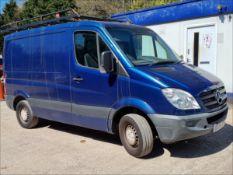 06/06 MERCEDES SPRINTER 211 CDI SWB - 2148cc Van (Blue)