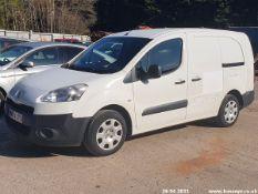 14/64 PEUGEOT PARTNER 750 SE L2 E-HDI - 1560cc Van (White, 75k)