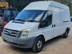 08/08 FORD TRANSIT 100 T330L RWD - 2402cc Van (White, 91k)
