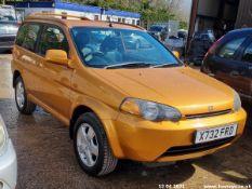 2001 HONDA HR-V AUTO - 1590cc 3dr Estate (Bronze, 101k)