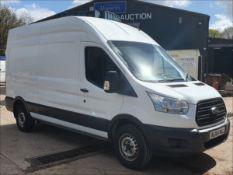 14/64 FORD TRANSIT 350 - 2198cc 5dr Van (White, 132k)