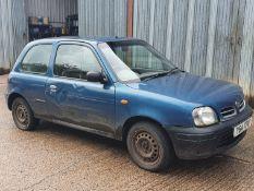 2001 NISSAN MICRA VIBE - 998cc 3dr Hatchback (Blue, 128k)