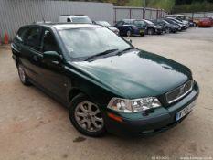 2000 VOLVO V40 XS - 1783cc 5dr Estate (Green)