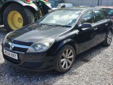 04/04 VAUXHALL ASTRA LIFE TWINPORT - 1364cc 5dr Hatchback (Black, 131k)