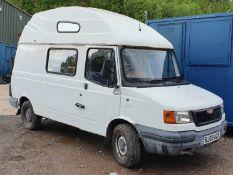 03/03 LDV 200 PILOT DIESEL - 1900cc 4dr Motor Caravan (White)
