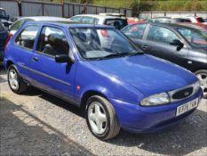 1998 FORD FIESTA LX - 1242cc 3dr Hatchback (Blue)