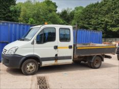 08/08 IVECO DAILY 35C12 LWB - 2287cc 4dr Tipper (Red/white, 180k)