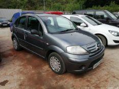 09/09 CITROEN C3 VTR - 1360cc 5dr Hatchback (Grey, 118k)
