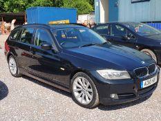10/10 BMW 320D SE BUSINESS ED 181 - 1995cc 5dr Estate (Black, 164k)