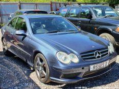 2006 MERCEDES CLK220 CDI SPORT AUTO - 2148cc 2dr Coupe (Blue)