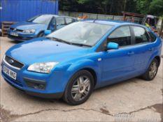 06/06 FORD FOCUS GHIA TDCI - 1753cc 5dr Hatchback (Blue, 127k)