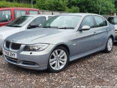 06/06 BMW 330D SE - 2993cc 4dr Saloon (Green, 213k)