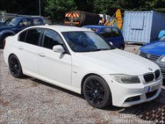 11/11 BMW 318I SPORT PLUS EDITION - 1995cc 4dr Saloon (White, 168k)