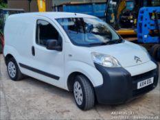 14/14 CITROEN NEMO 660 LX HDI - 1248cc 5dr Van (White, 128k)