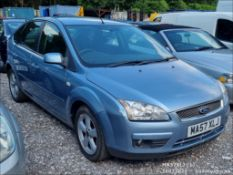 07/57 FORD FOCUS ZETEC CLIMATE TDCI - 1753cc 5dr Hatchback (Blue, 118k)