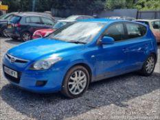 10/10 HYUNDAI I30 COMFORT CRDI AUTO - 1582cc 5dr Hatchback (Blue, 106k)