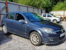 06/56 VAUXHALL ASTRA DESIGN TWINPORT - 1598cc 5dr Hatchback (Blue, 100k)