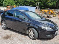 06/06 SEAT LEON STYLANCE - 1595cc 5dr Hatchback (Black, 142k)