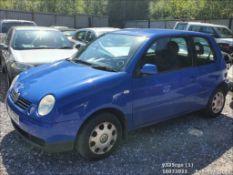 2001 VOLKSWAGEN LUPO S AUTO - 1390cc 3dr Hatchback (Blue, 85k)