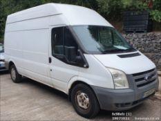 08/58 FORD TRANSIT 115 T350L RWD - 2402cc 5dr Van (White)