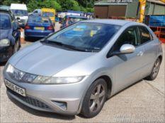 06/55 HONDA CIVIC SE I-CTDI - 2204cc 5dr Hatchback (Silver)