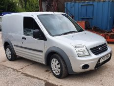 11/61 FORD TRANSIT CONNECT 90 T200 TREND - 1753cc 5dr Van (Silver, 113k)