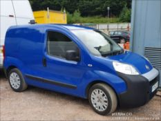 15/15 FIAT FIORINO 16V SX MULTIJET - 1248cc 5dr Van (Multi-coloured, 50k)