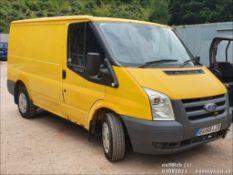 08/58 FORD TRANSIT 110 T300S FWD - 2198cc 4dr Van (Yellow, 164k)