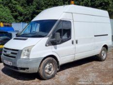 06/56 FORD TRANSIT 100 T350L RWD - 2402cc Van (White, 170k)