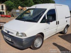 03/53 CITROEN DISPATCH HDI - 1997cc 6dr Van (White, 106k)