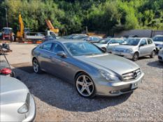 10/10 MERCEDES-BENZ CLS350 GRAND EDIT-N CDI A - 2987cc 2dr Coupe (Silver)