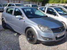 08/58 VAUXHALL ASTRA CLUB CDTI 100 - 1686cc 5dr Hatchback (Silver, 115k)