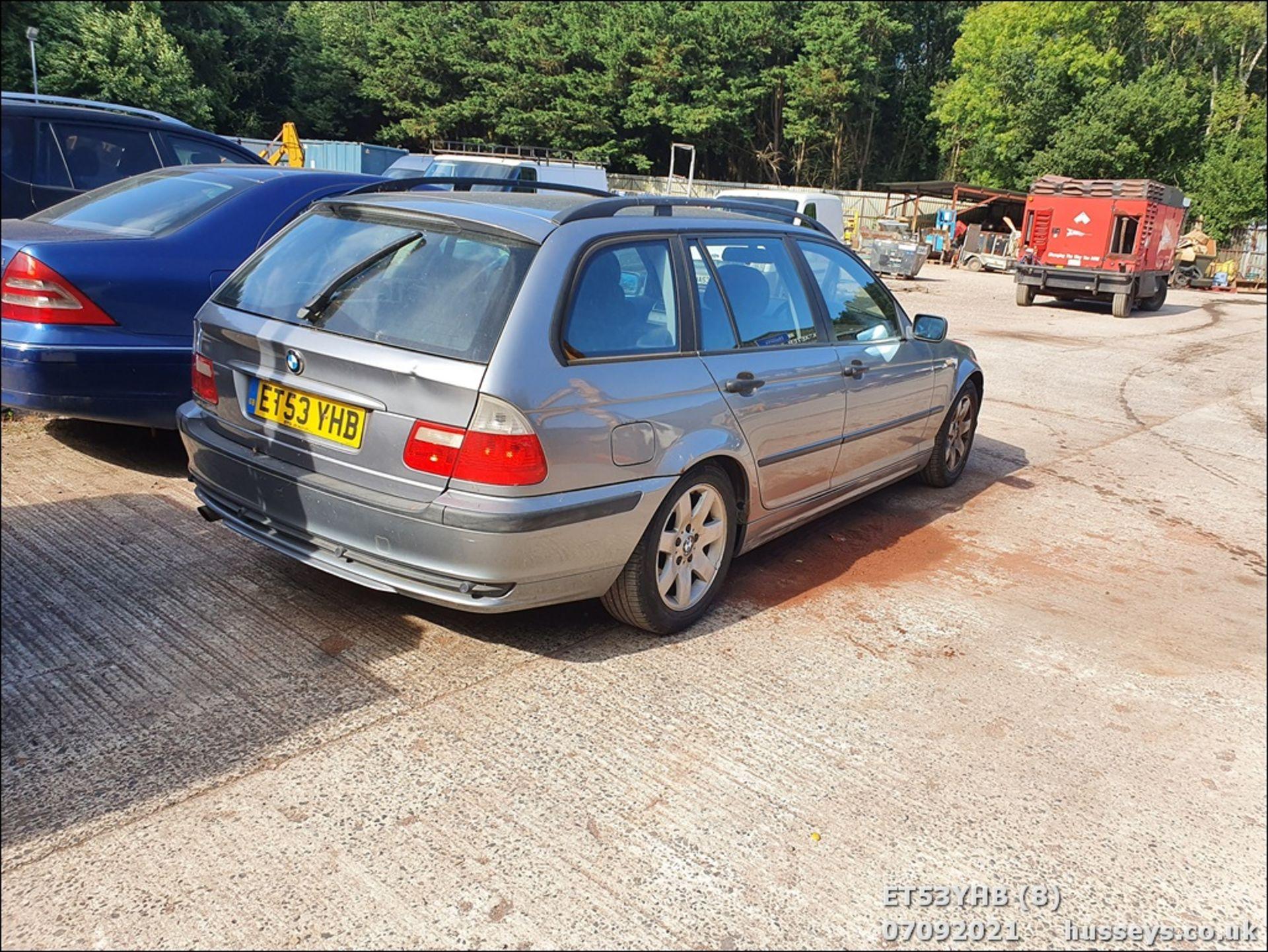 04/53 BMW 318I SE TOURING - 1995cc 5dr Estate (Grey) - Image 8 of 16